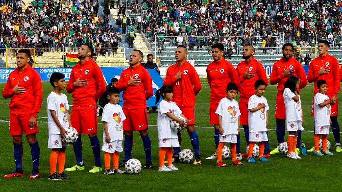 Tabla de Posiciones: Chile queda en el 6° lugar tras fecha 16 de Clasificatorias