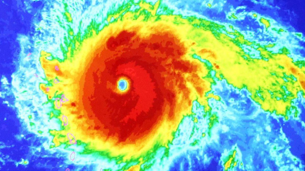 El huracán Irma destroza lo que se cruza a su paso