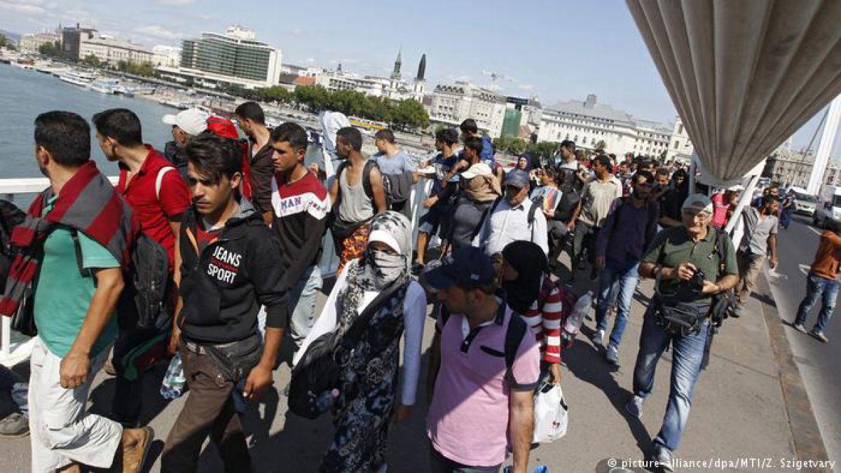 Eslovaquia y Hungría no pueden rechazar refugiados