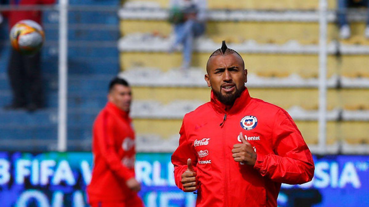 Vidal confirma que baraja dejar La Roja: Estos años han sido duros, es momento de descansar