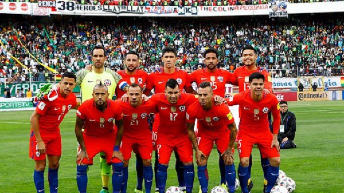 eliminatorias rusia 2019 sudamerica