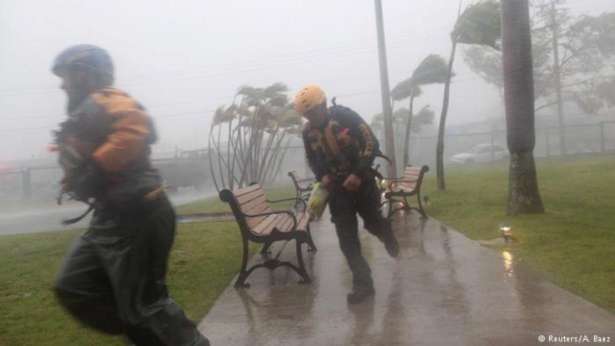 Irma deja por el Caribe muerte y destrucción