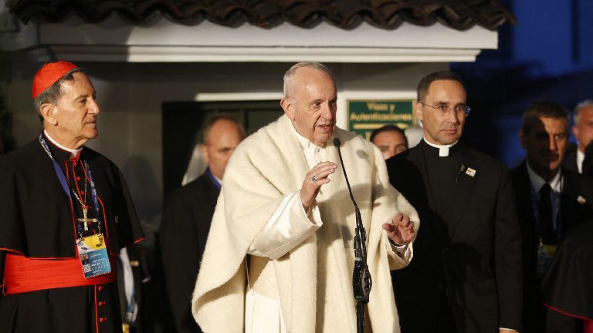 Gobierno defiende costos de visita papal: El gasto público no es muy elevado