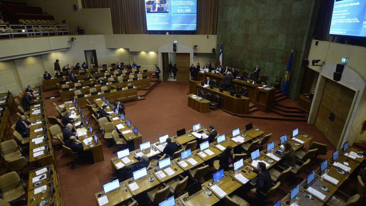 [EN VIVO] Cámara de Diputados vota proyecto de Aula Segura