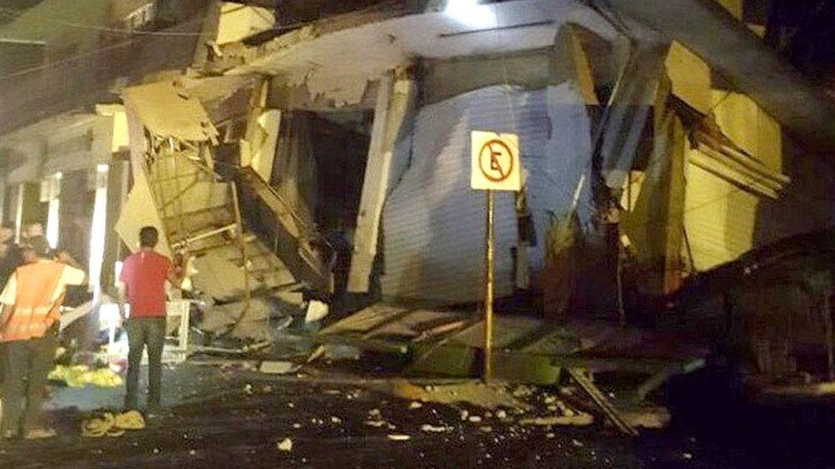 Sismo en México alcanzó magnitud de 7,3 en Guatemala