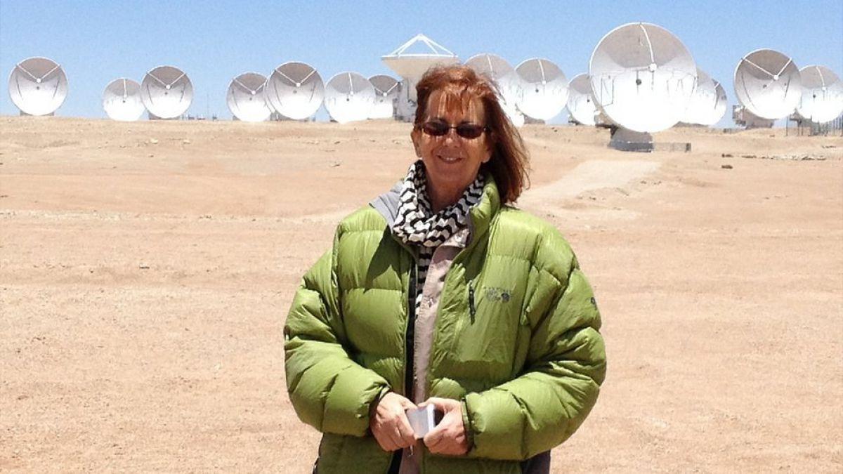 María Teresa Ruiz: No hay que perder las esperanzas de encontrar signos de vida en otro planeta