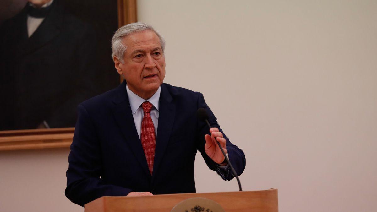 CHILE: Canciller confirma que