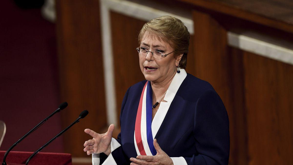 Bachelet en Impac4 : A largo plazo no hay crecimiento sin desarrollo sustentable