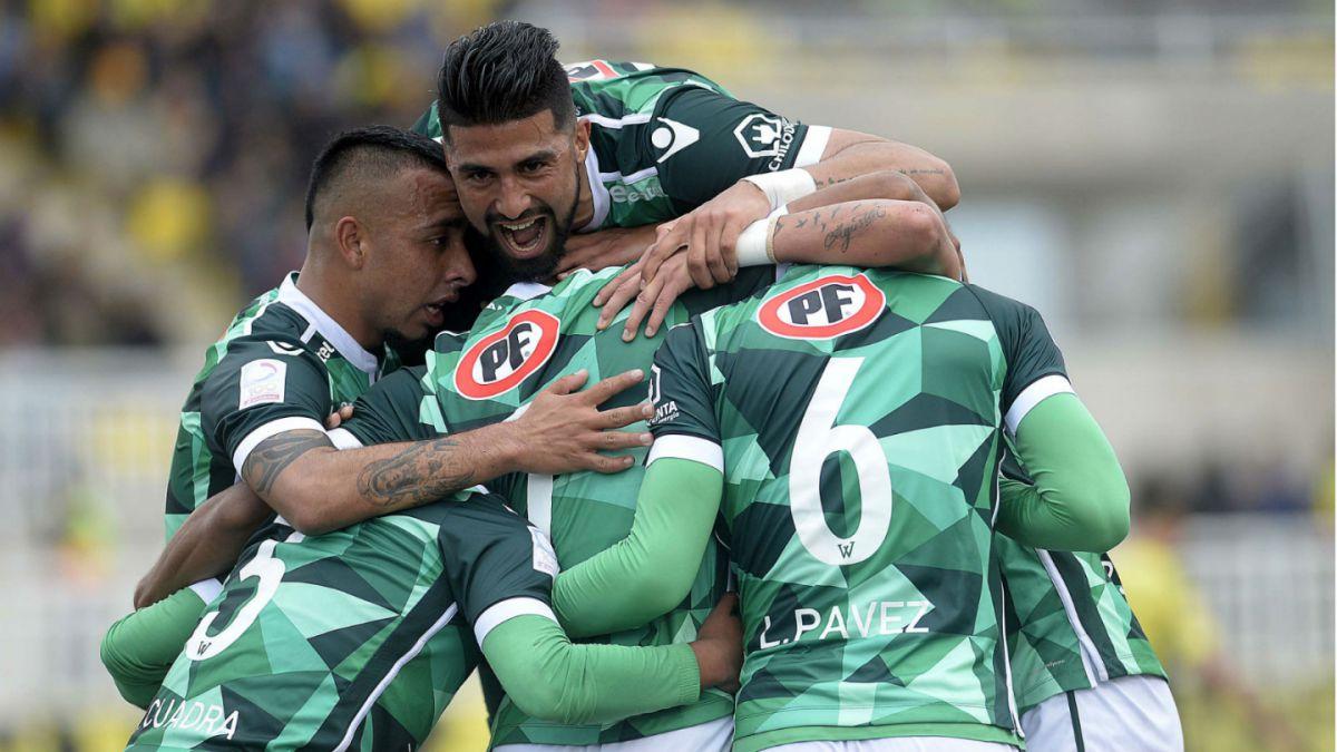 Wanderers logró su primera victoria en el Torneo de Transición