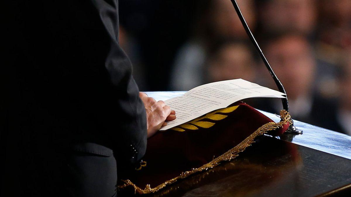 Capellán evangélico ofrece disculpas a Presidenta tras insultos recibidos en Te Deum