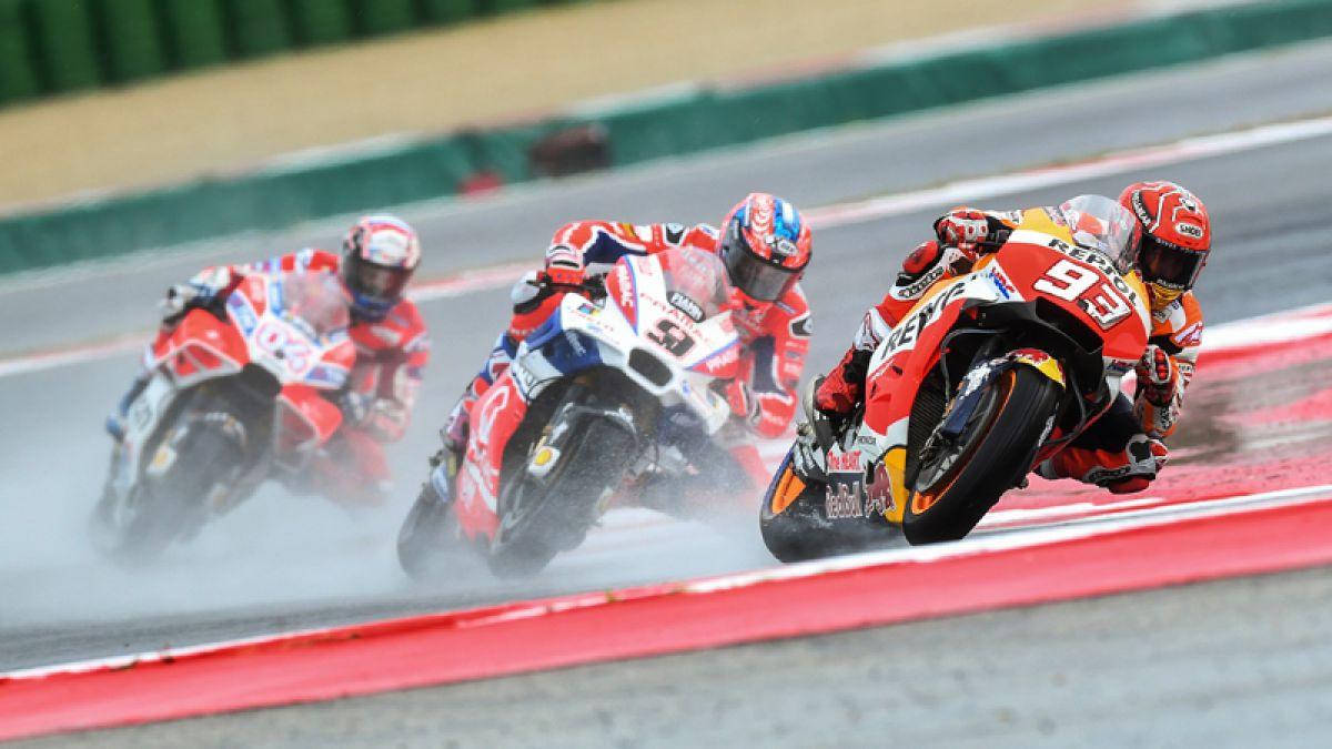 MotoGP: Márquez gana en San Marino y alcanza a Dovizioso