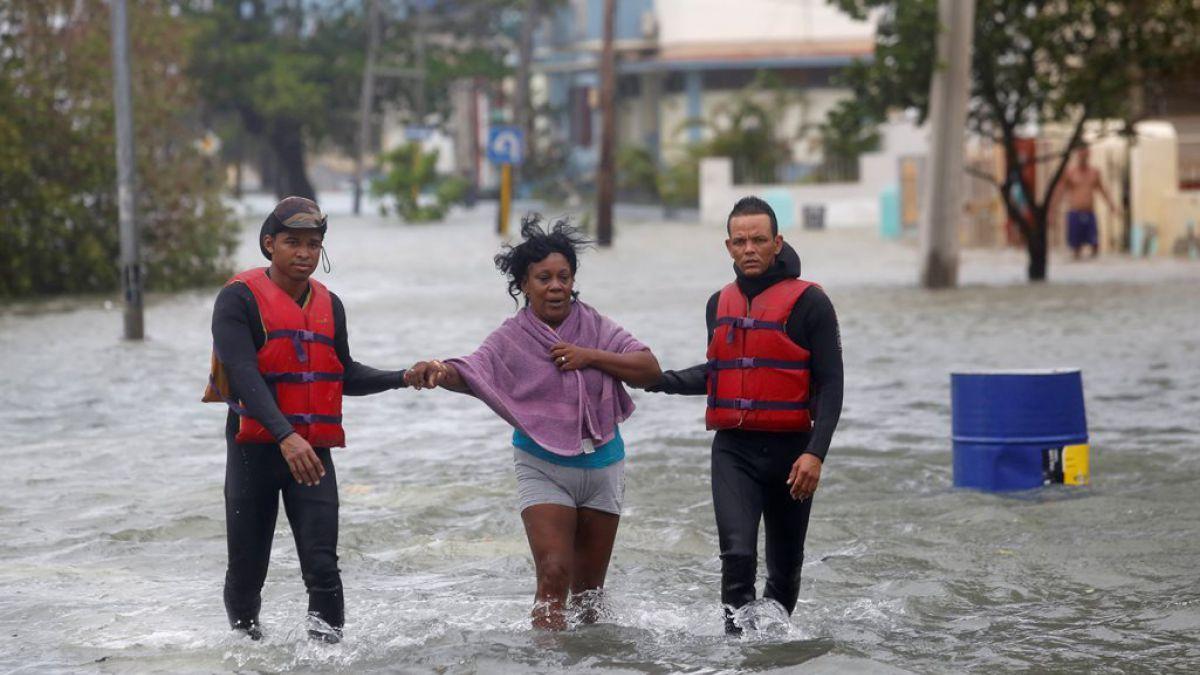 Cuba recibe ayuda de Repúlica Dominicana para restaurar daños de huracán