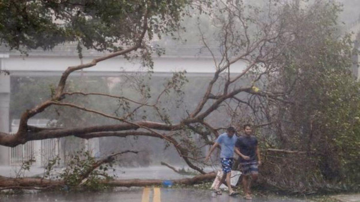 Huracán 'Irma' se degradó a huracán categoría 2