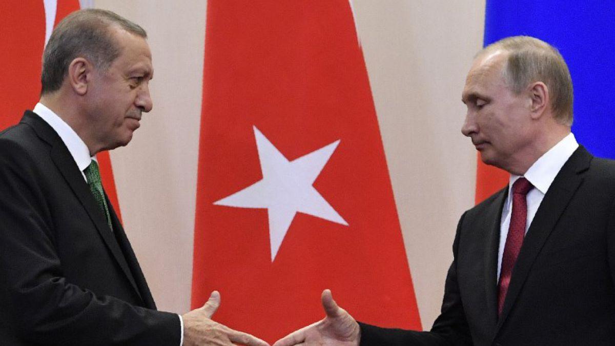 Turquía comprará sistemas antiaéreos S-400 a Rusia e inquieta a la OTAN