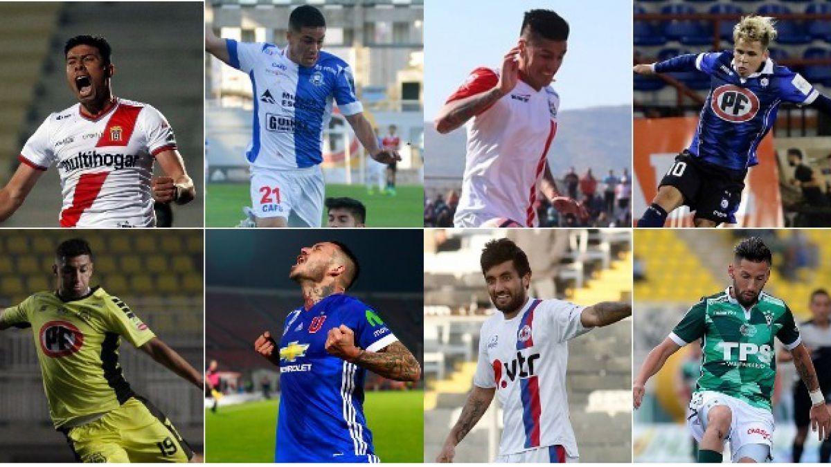 Este miércoles 13 se juega Curicó Unido vs. Antofagasta