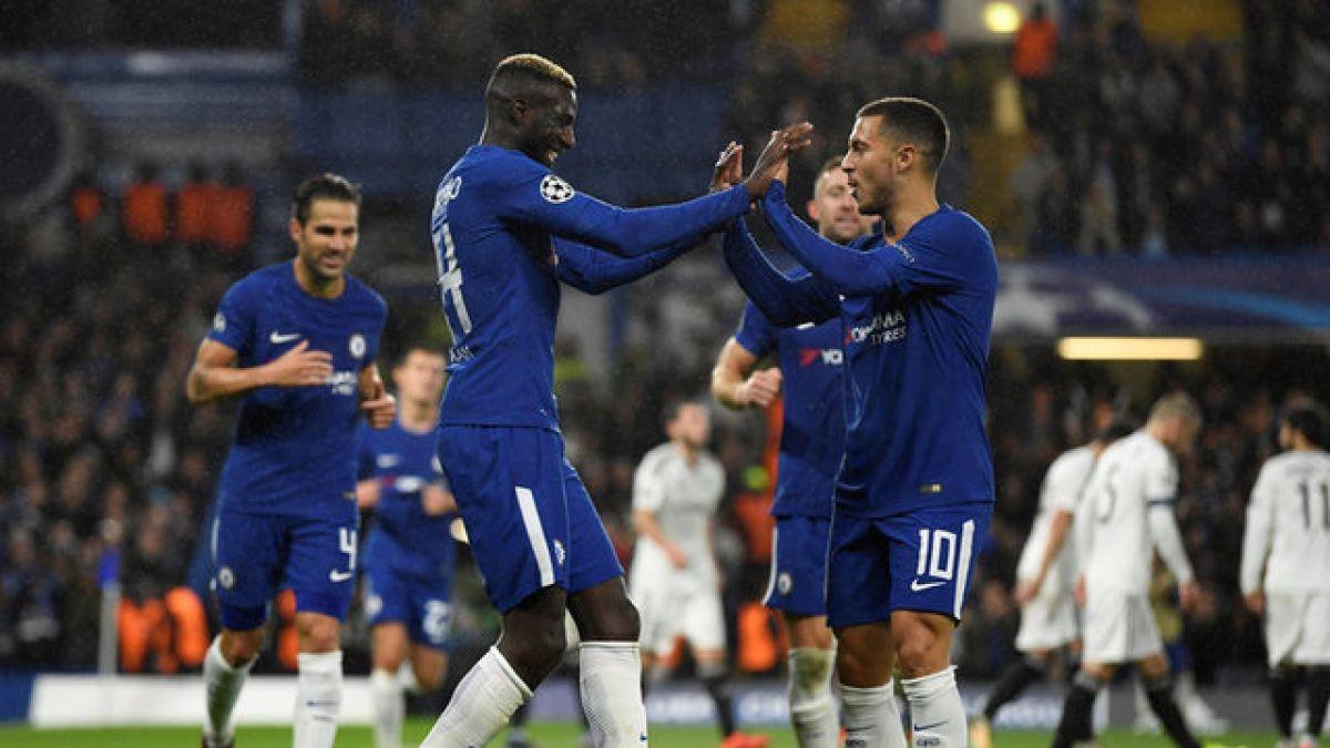 Chelsea debuta en Champions con una goleada al modesto Qarabag (6-0)