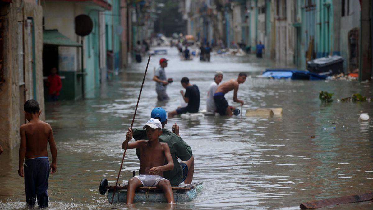 Aeropuerto de La Habana estará cerrado hasta mediodía del martes tras huracán