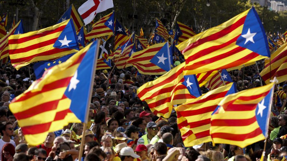 Resultado de imagen de referendum catalan