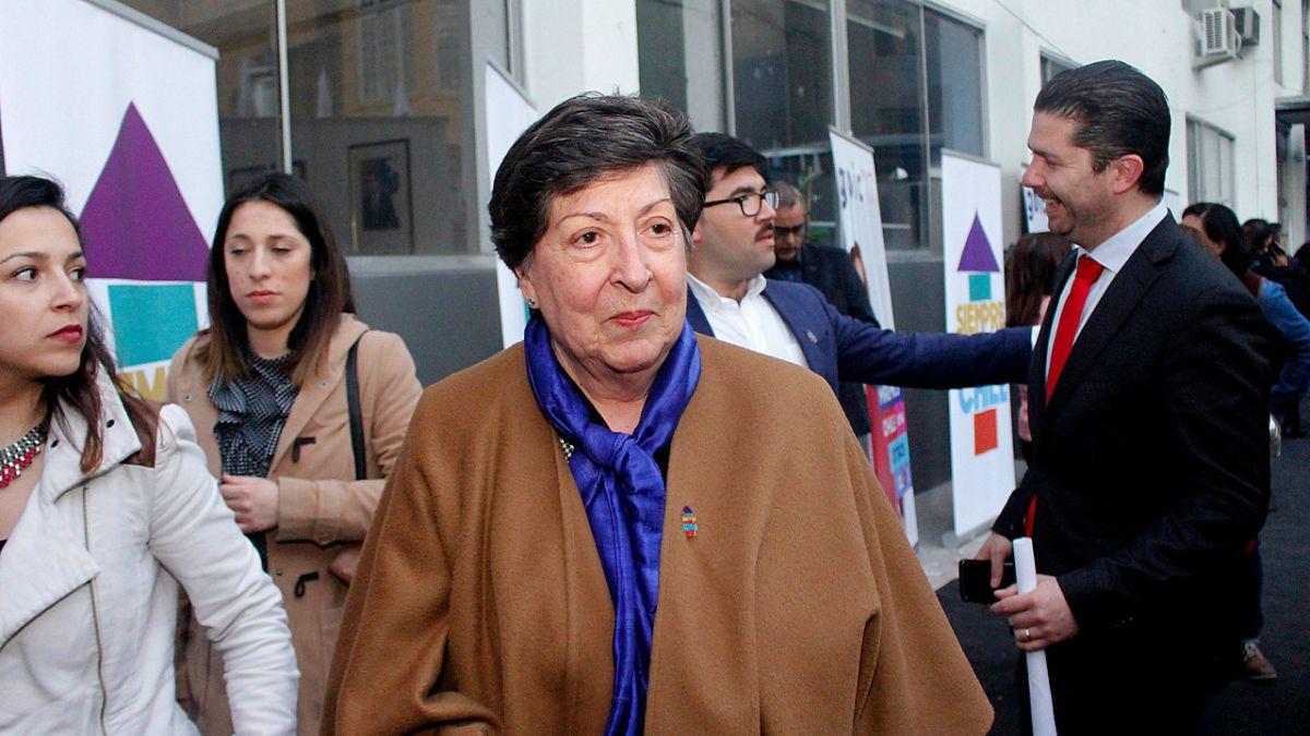 Carmen Frei critica a Fernández por apoyo a FFAA: Supuesta falta de información se ha desmentido