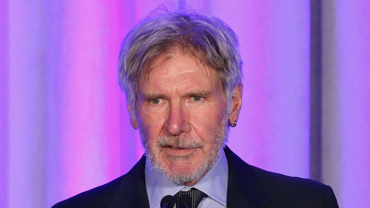 #Video Harrison Ford dirige el tráfico en Nueva York