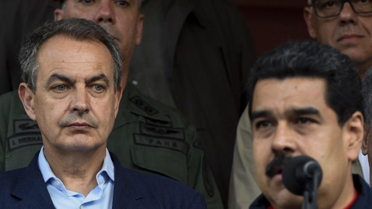 Delegación opositora enviada a República Dominicana está encabezada por Julio Borges