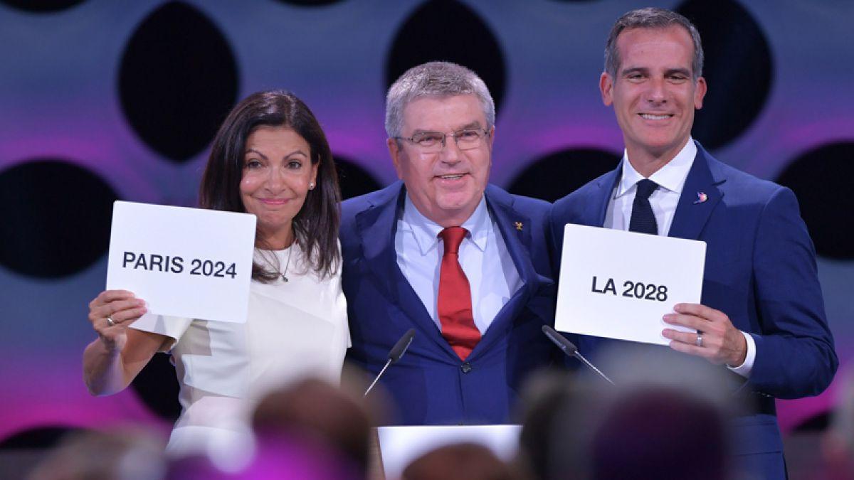 Coi Aprueba Acuerdo Para Los Juegos Paris 2024 Y Los Angeles 2028