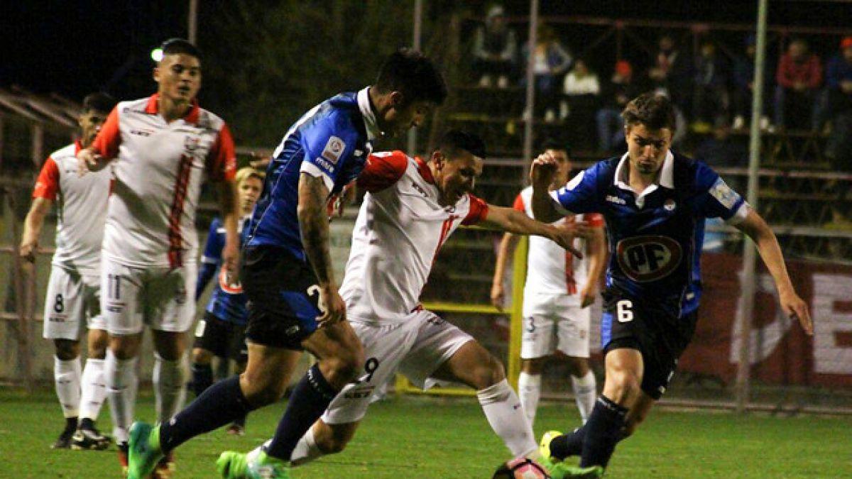 Huachipato lo da vuelta y vence a Unión San Felipe en cuartos de Copa Chile