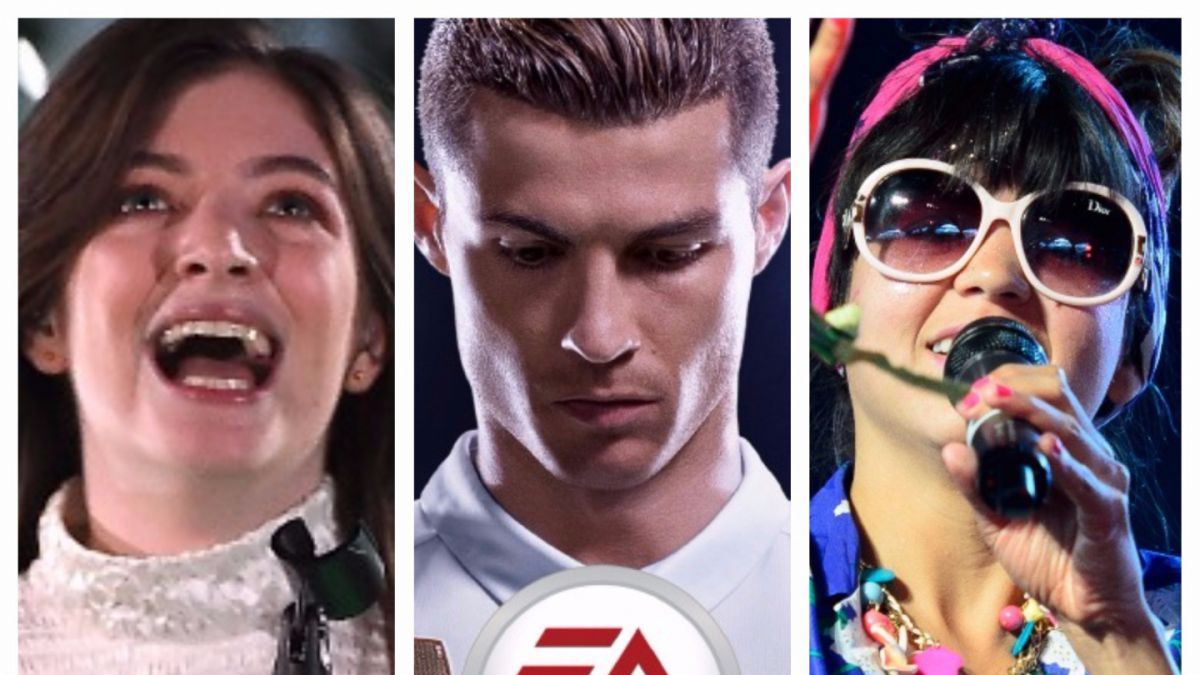 Escucha el espectacular soundtrack del FIFA 18