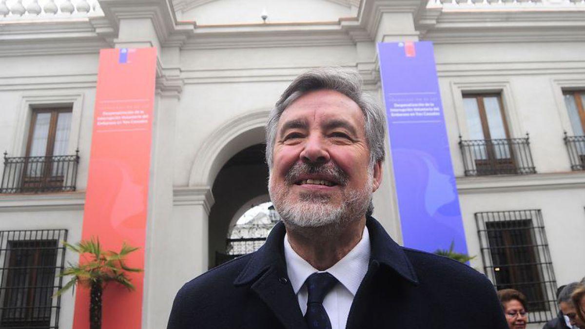 Guillier por Comisión Valech: No se pueden cambiar las reglas del juego