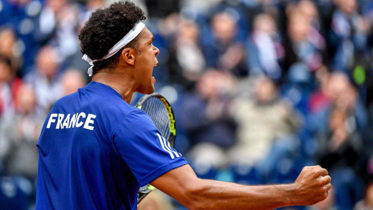 Semifinales muy cerradas en Bélgica y Francia — Copa Davis
