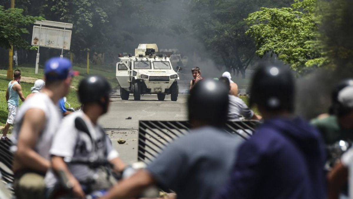 Testimonios de militares retirados en audiencia de la OEA sobre crisis venezolana