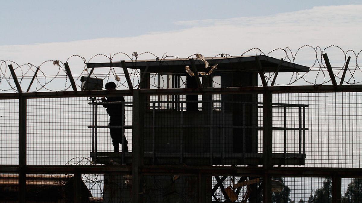 Un interno murió tras riña al interior de la cárcel de Temuco