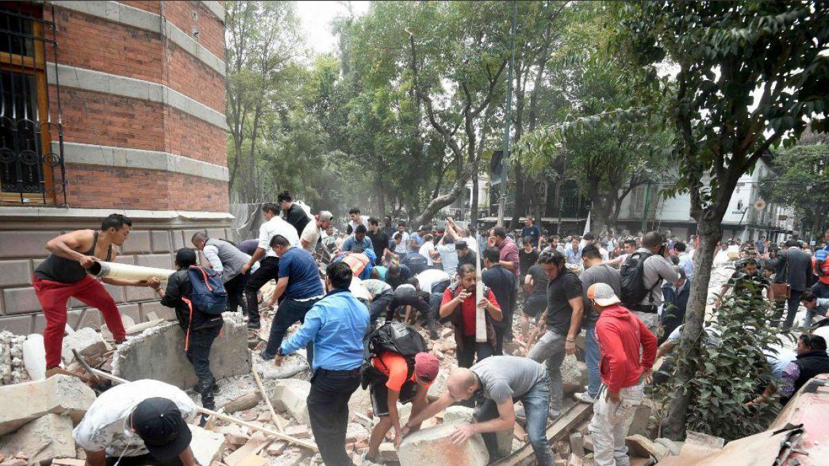 Honduras enviará equipo de rescate a México por sismo