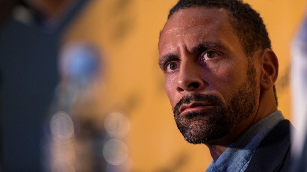 Rio Ferdinand asume el reto de convertirse en boxeador
