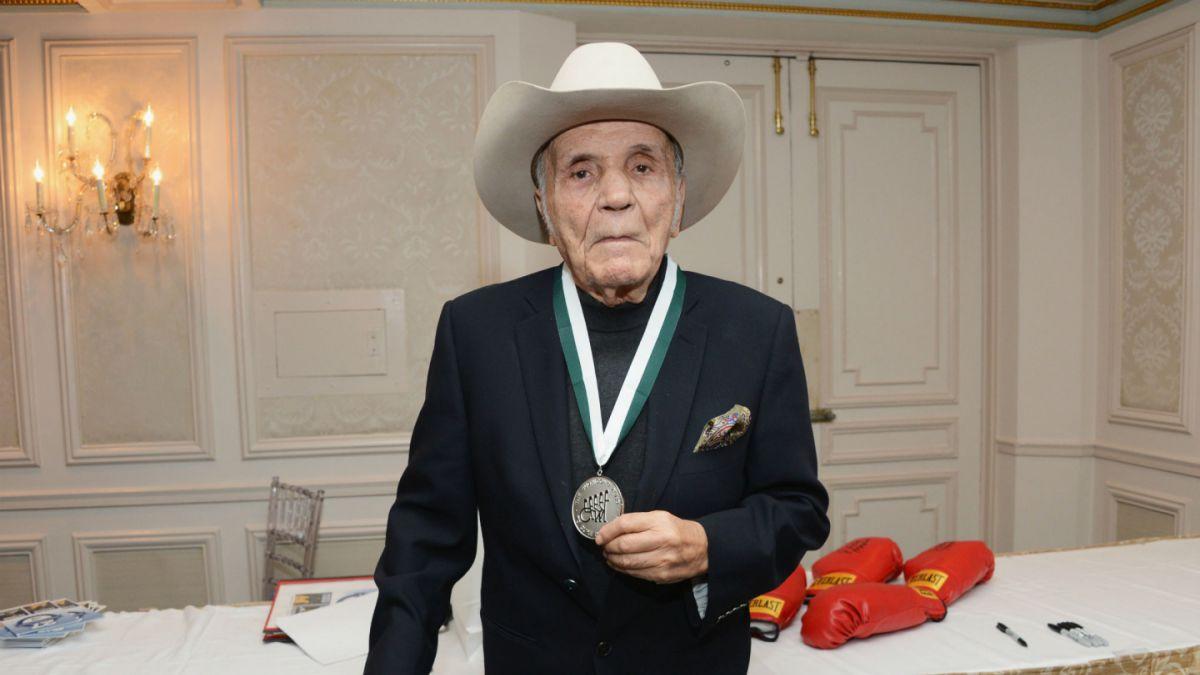 A los 95 años muere Jake LaMotta, leyenda del boxeo
