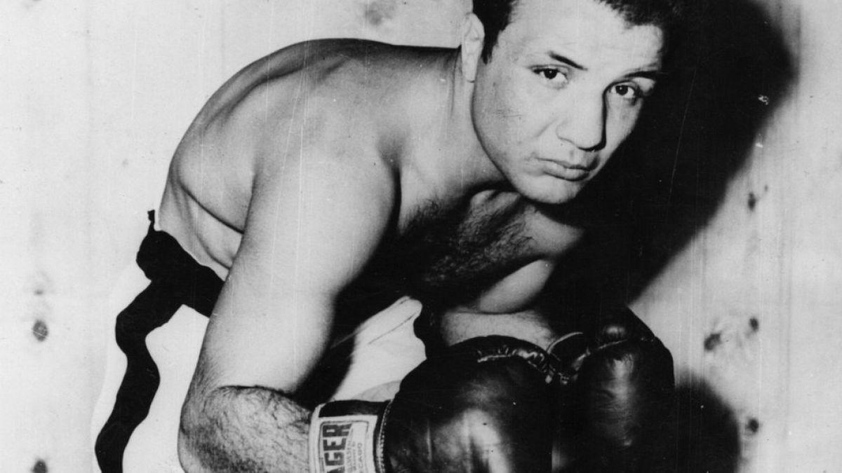 Muere Jake LaMotta, el legendario boxeador en cuya biografía se basó la película Toro Salvaje