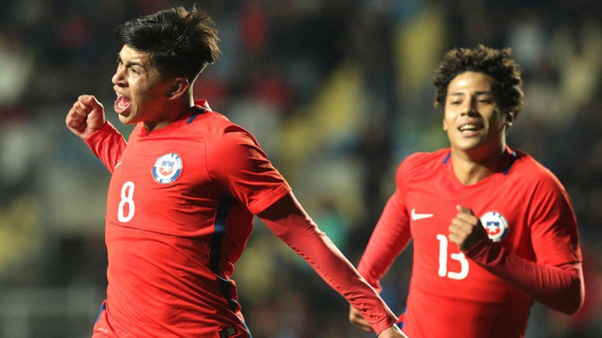 Sub 17 de Chile entregó su nómina para el Mundial de India