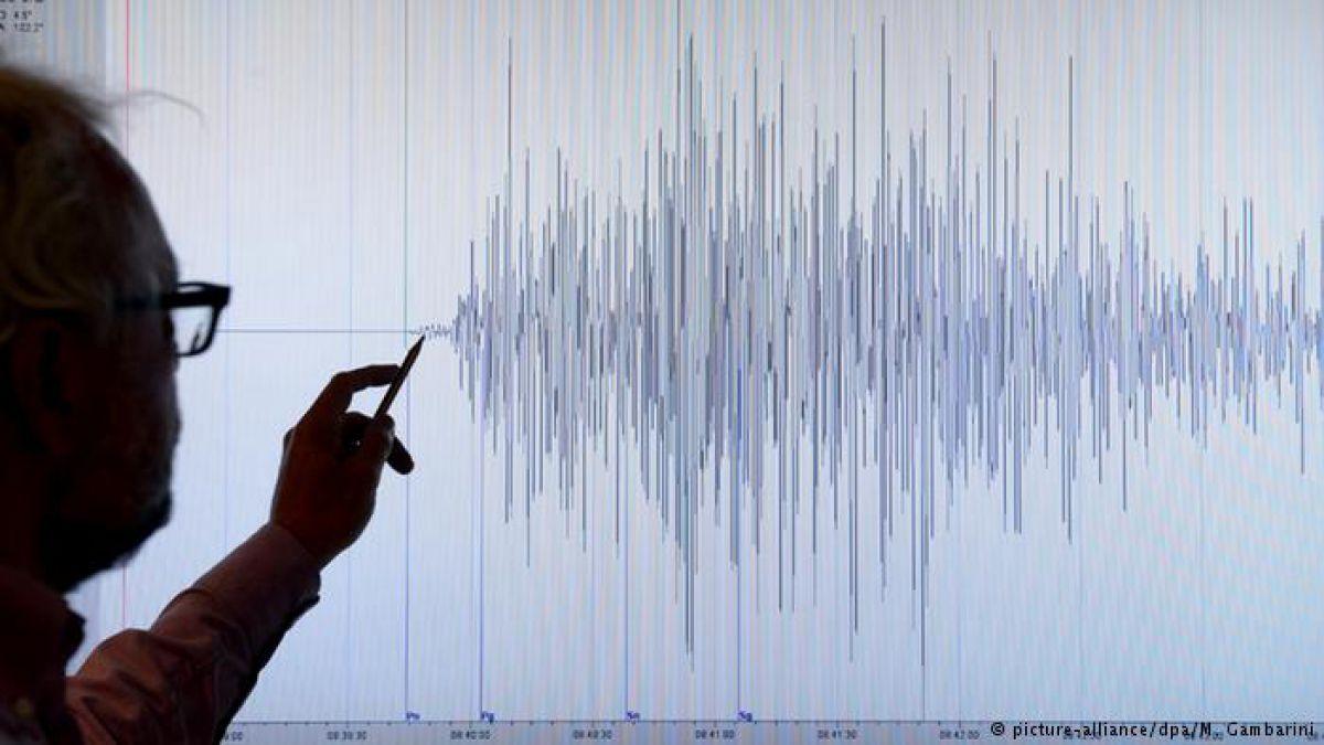 Nuevo sismo de 6.1 grados se registra cerca de la Ciudad de México