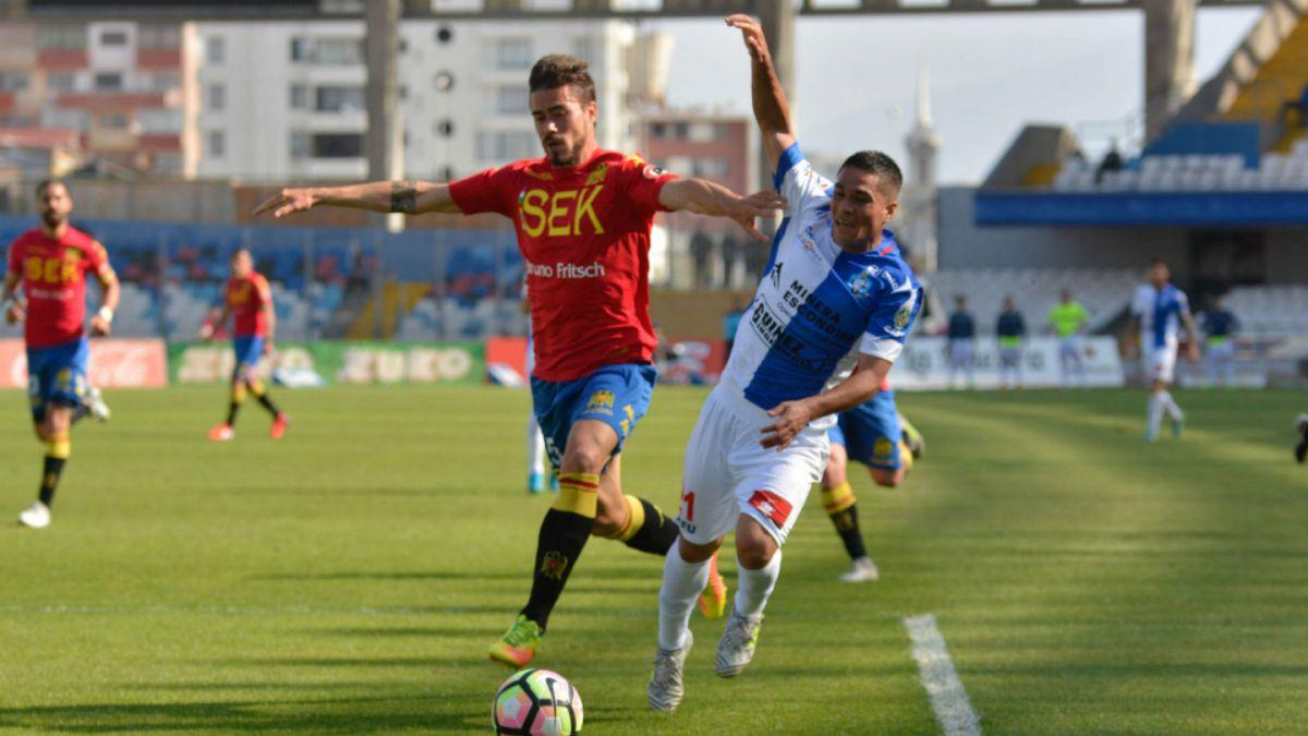 Resultado de imagen para Antofagasta vs U. Española