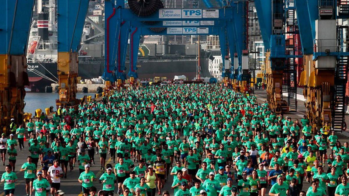 Balance positivo con más de 30 participantes — Maratón de Santiago