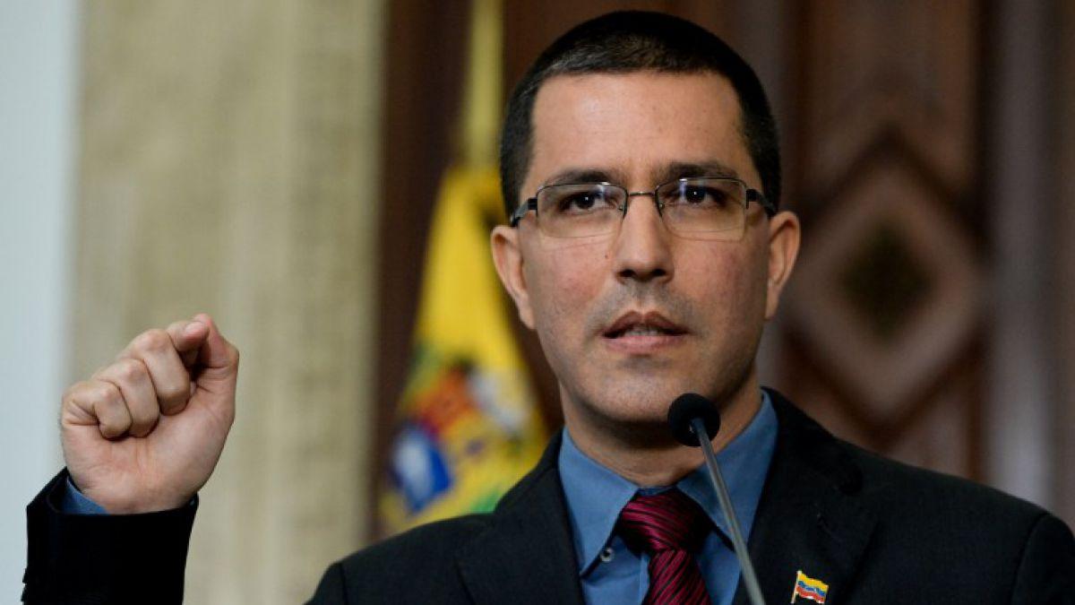 Venezuela acusa a EE.UU. de ejercer el terrorismo psicológico tras nueva sanción