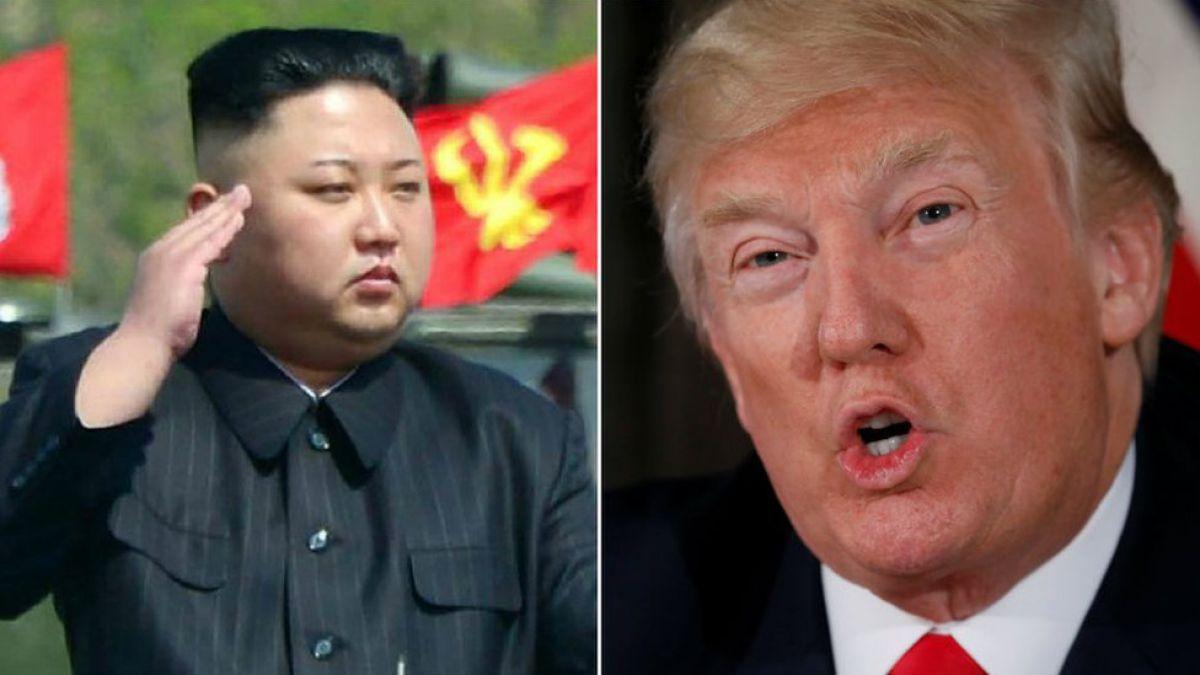 Lanzó amenaza a Corea del Norte y sobrevoló sus costas