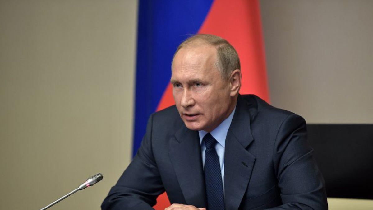 Putin anuncia que Rusia destruirá hoy sus últimas armas químicas