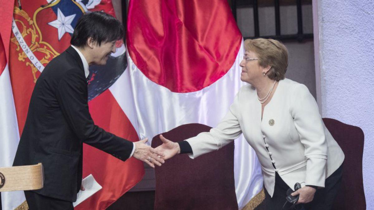 Bachelet condena amenazas de Corea del Norte a Japón