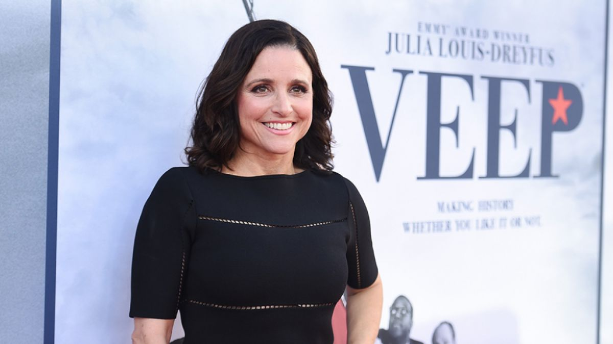 Julia Louis-Dreyfus es diagnosticada con cáncer