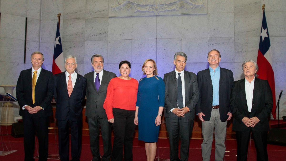 Cadem: Piñera registra nueva alza y amplio margen contra los otros candidatos