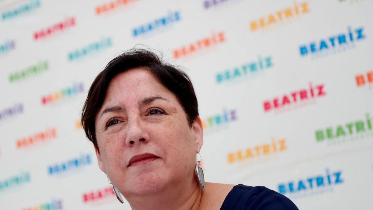 Beatriz Sánchez oficializa apoyo a Guillier en balotaje: Mi voto es contra Piñera