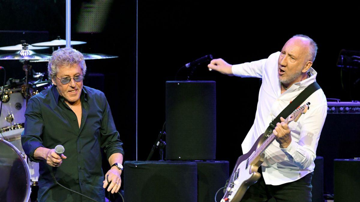The Who inaugura el Stgo Rock City con un concierto impactante