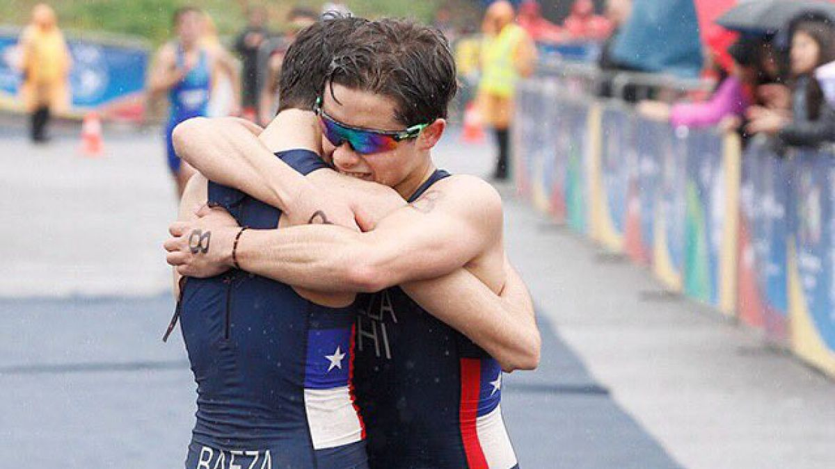 Chile y Colombia, campeones en primera jornada del ciclismo de montaña
