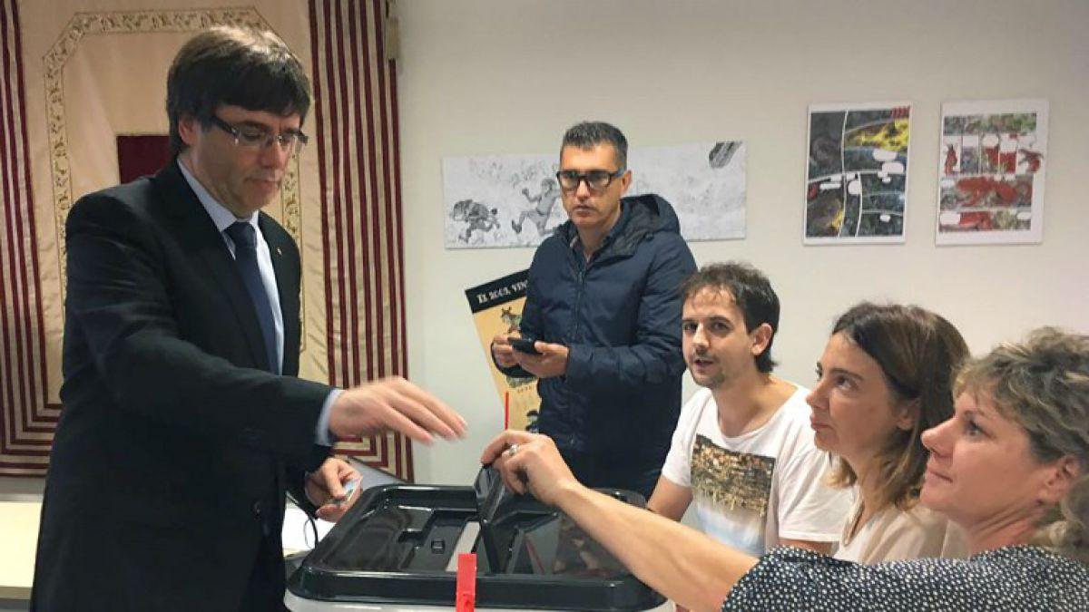 VENEZUELA: Se eleva a 465 los heridos por enfrentamientos durante referéndum catalán